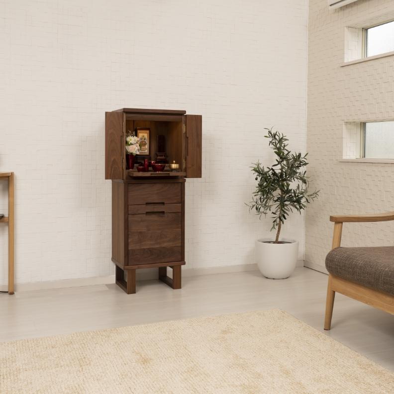 洋室に置くお仏壇