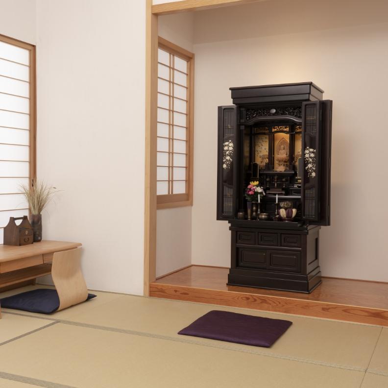 和室に置くお仏壇