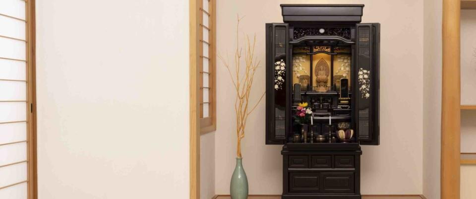 伝統型のお仏壇