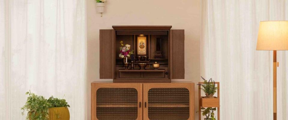 家具調タイプのお仏壇